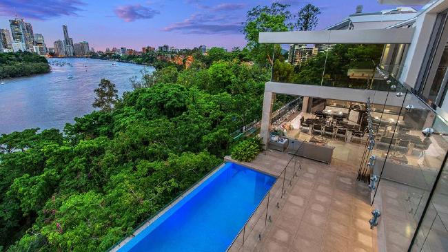 Brisbane River Property